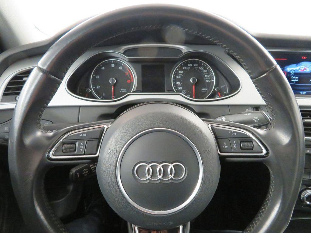 2016 Audi A4 4dr Sedan Automatic quattro 2.0T Premium Plus - 18505621 - 18