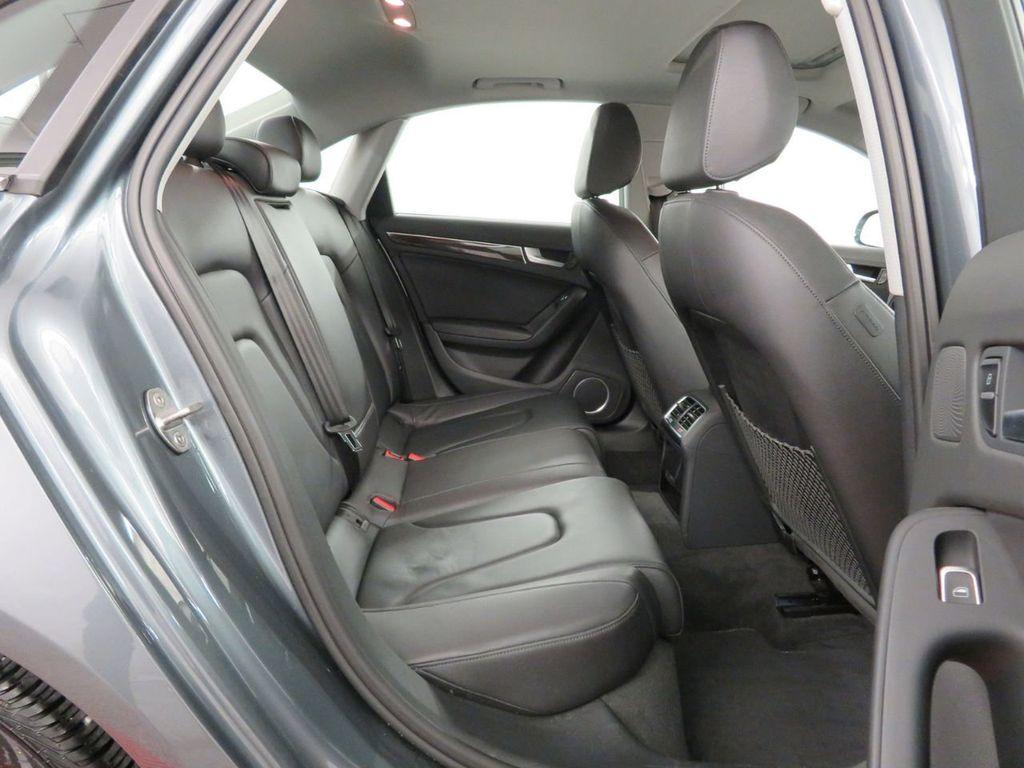 2016 Audi A4 4dr Sedan Automatic quattro 2.0T Premium Plus - 18505621 - 21