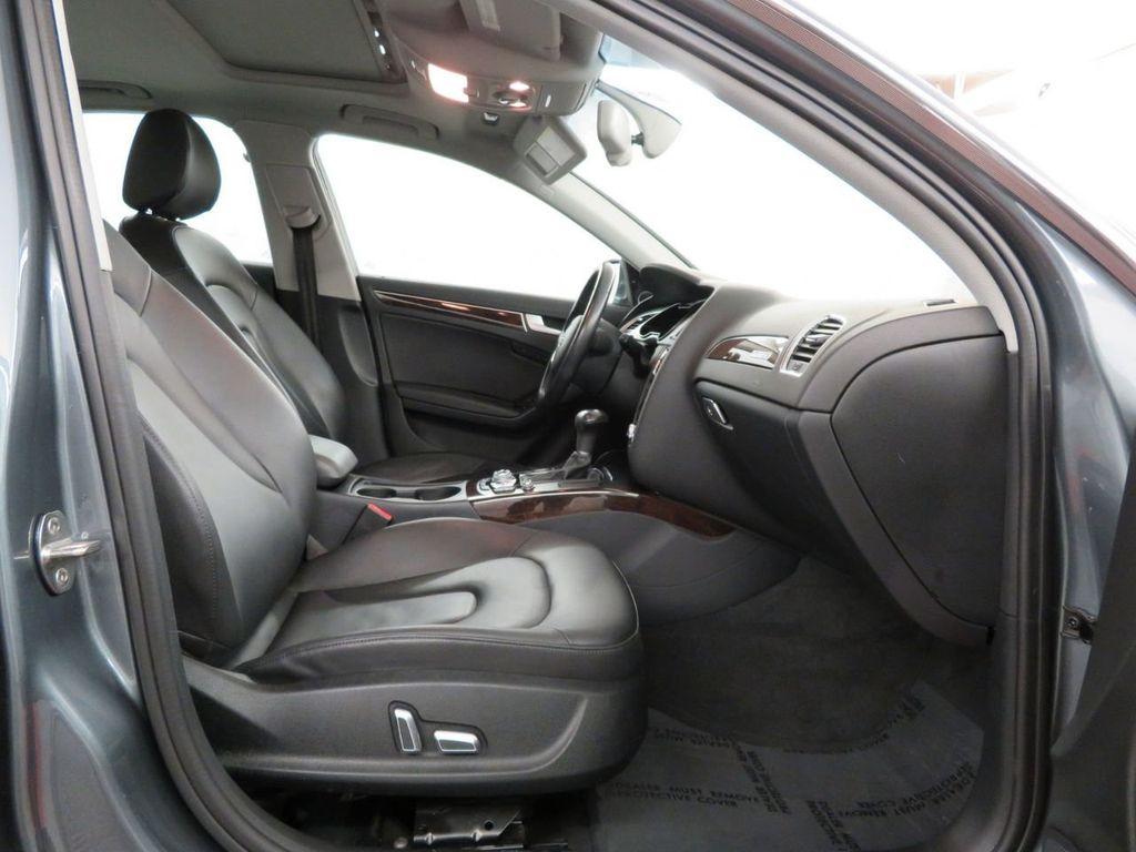 2016 Audi A4 4dr Sedan Automatic quattro 2.0T Premium Plus - 18505621 - 22