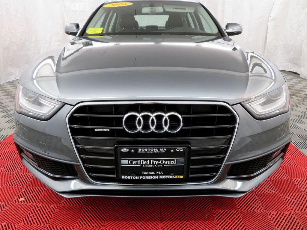 2016 Audi A4 4dr Sedan Automatic quattro 2.0T Premium Plus - 18505621 - 2