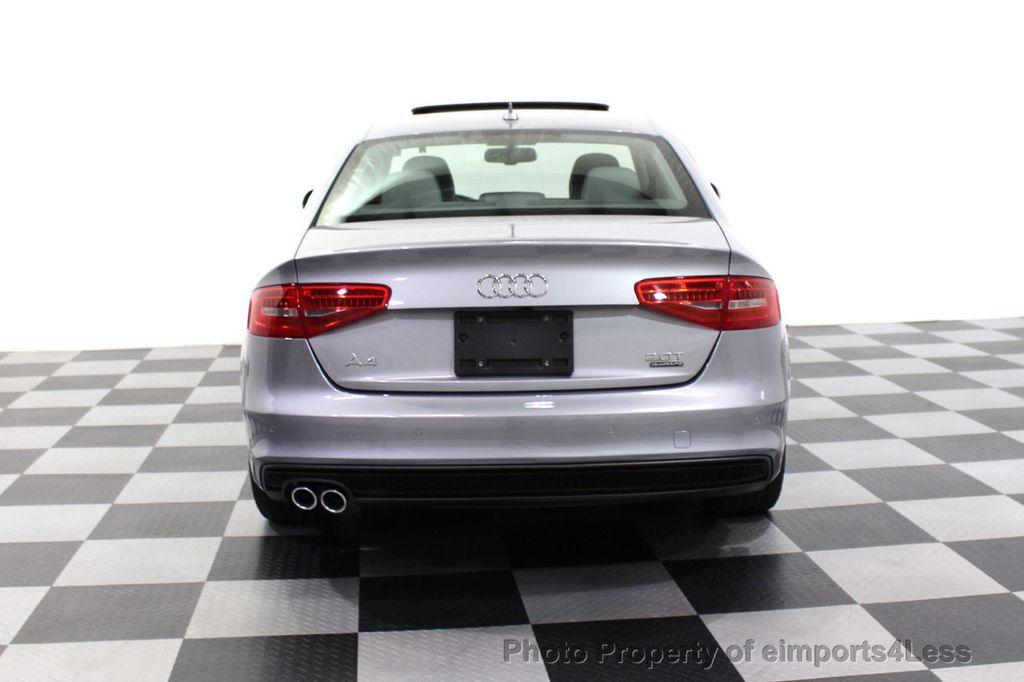 2016 Audi A4 CERTIFIED A4 2.0t Quattro Premium Plus S-Line AWD CAM NAV - 17958313 - 17