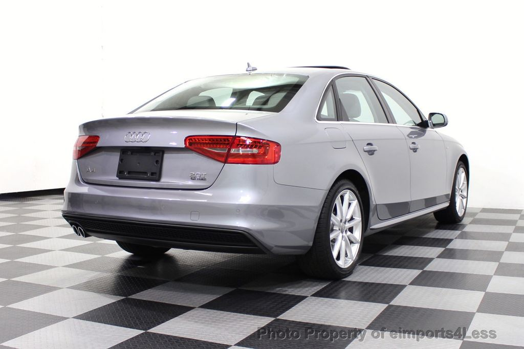 2016 Audi A4 CERTIFIED A4 2.0t Quattro Premium Plus S-Line AWD CAM NAV - 17958313 - 18