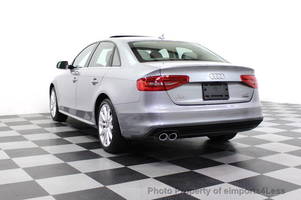2016 Audi A4 CERTIFIED A4 2.0t Quattro Premium Plus S-Line AWD CAM NAV - 17958313 - 2