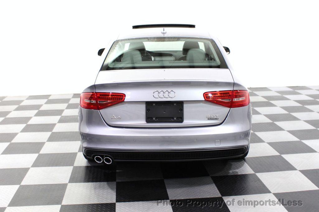 2016 Audi A4 CERTIFIED A4 2.0t Quattro Premium Plus S-Line AWD CAM NAV - 17958313 - 31