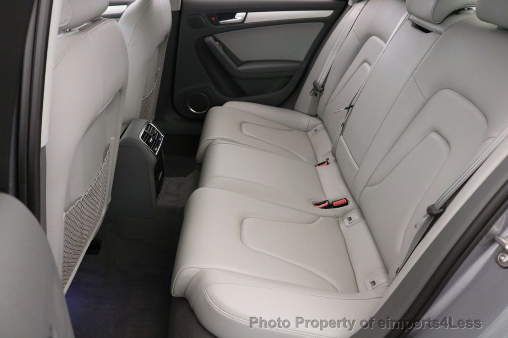 2016 Audi A4 CERTIFIED A4 2.0t Quattro Premium Plus S-Line AWD CAM NAV - 17958313 - 36