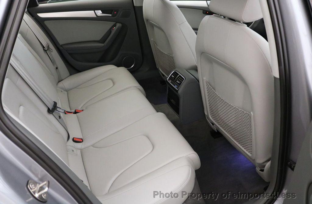 2016 Audi A4 CERTIFIED A4 2.0t Quattro Premium Plus S-Line AWD CAM NAV - 17958313 - 37