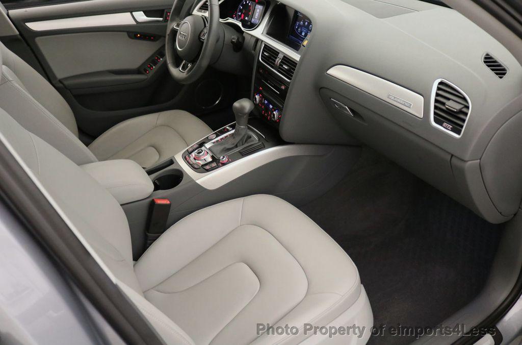 2016 Audi A4 CERTIFIED A4 2.0t Quattro Premium Plus S-Line AWD CAM NAV - 17958313 - 39