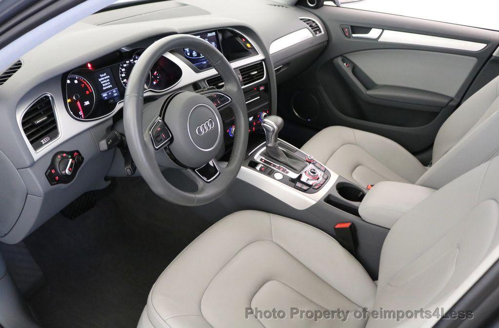 2016 Audi A4 CERTIFIED A4 2.0t Quattro Premium Plus S-Line AWD CAM NAV - 17958313 - 48