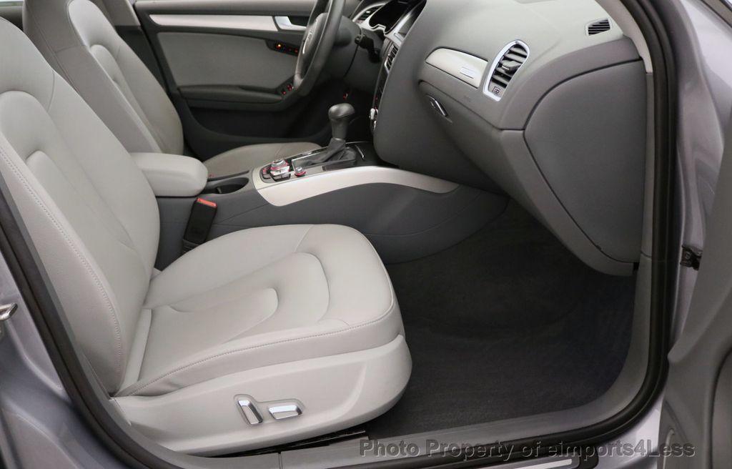 2016 Audi A4 CERTIFIED A4 2.0t Quattro Premium Plus S-Line AWD CAM NAV - 17958313 - 49