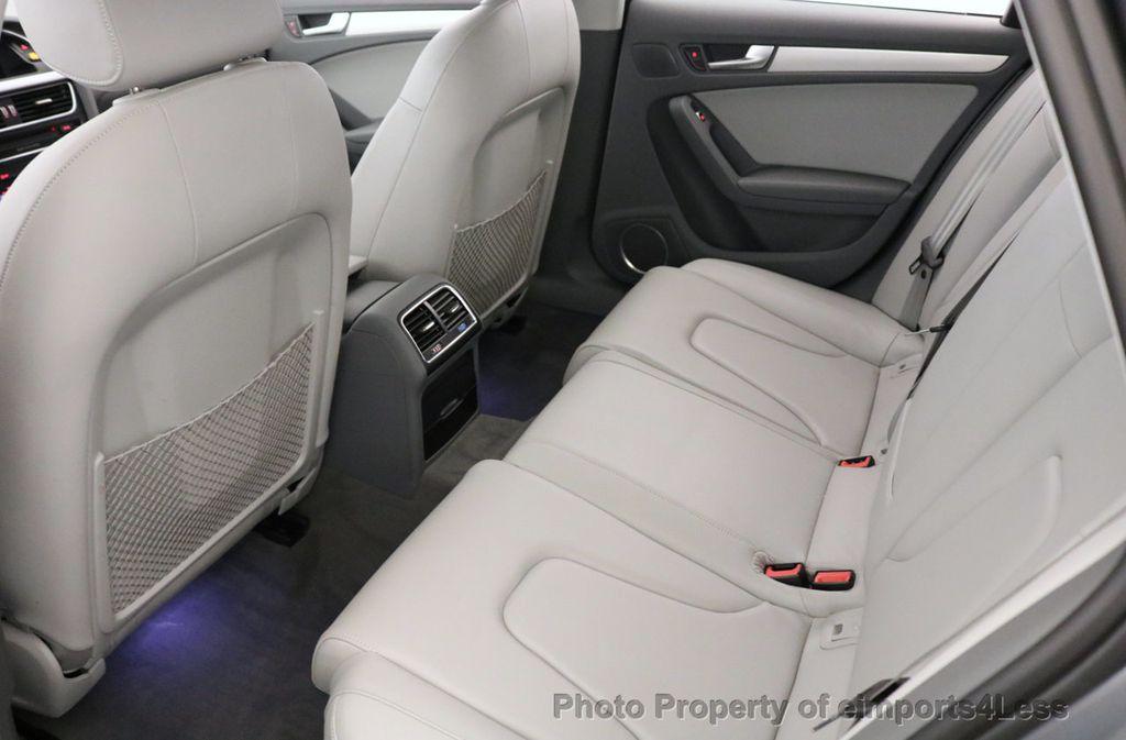 2016 Audi A4 CERTIFIED A4 2.0t Quattro Premium Plus S-Line AWD CAM NAV - 17958313 - 50