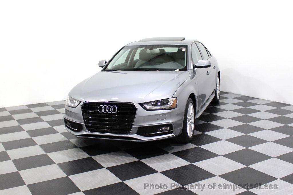 2016 Audi A4 CERTIFIED A4 2.0t Quattro Premium Plus S-Line AWD CAM NAV - 17958313 - 52