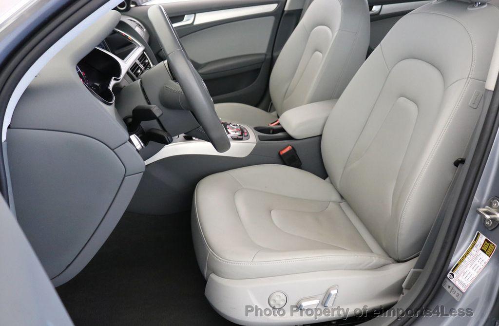 2016 Audi A4 CERTIFIED A4 2.0t Quattro Premium Plus S-Line AWD CAM NAV - 17958313 - 5