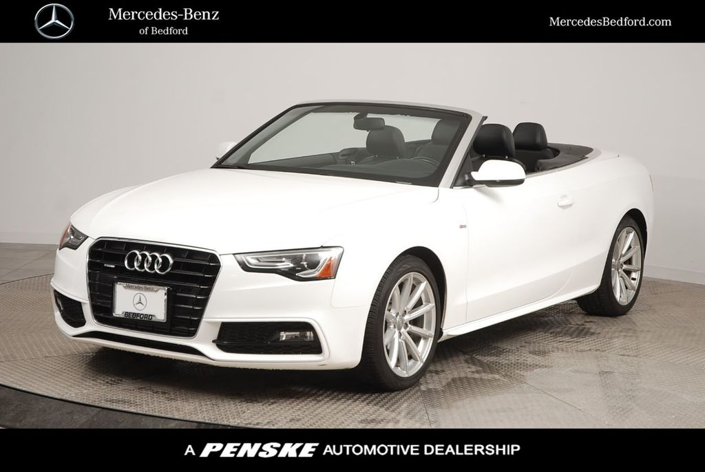 2016 Used Audi A5 2 0t Premium At Penske Cleveland Serving All Of Northeast Oh Iid 20500775