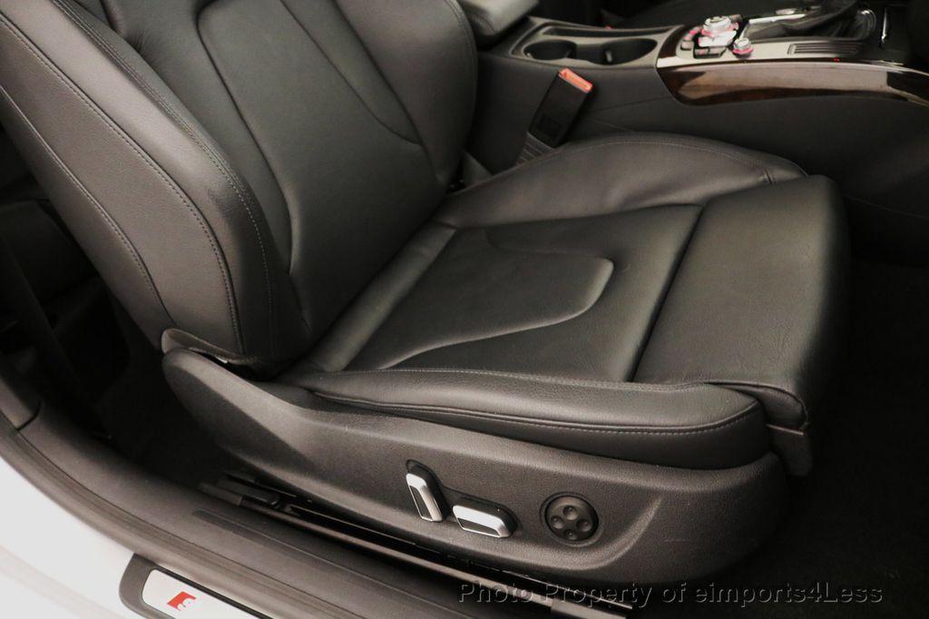 2016 Audi A5 CERTIFIED A5 2.0t Quattro Premium Plus SPORT TECH CAM NAV - 18006914 - 24