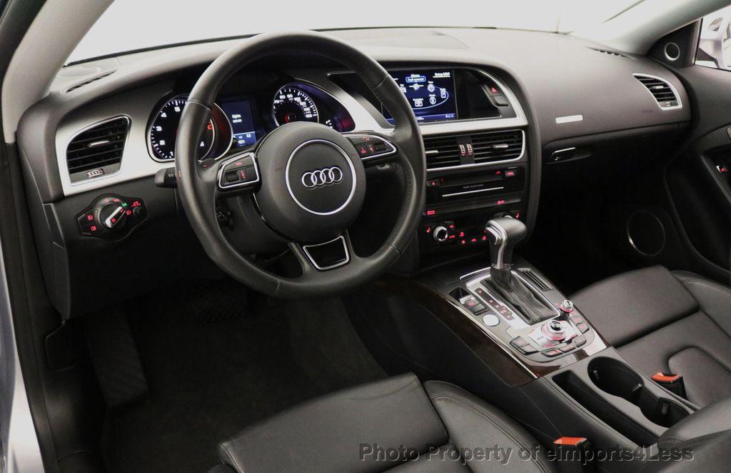 2016 Audi A5 CERTIFIED A5 2.0t Quattro Premium Plus SPORT TECH CAM NAV - 18006914 - 33