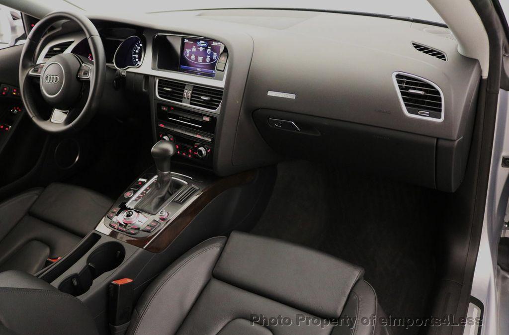 2016 Audi A5 CERTIFIED A5 2.0t Quattro Premium Plus SPORT TECH CAM NAV - 18006914 - 35