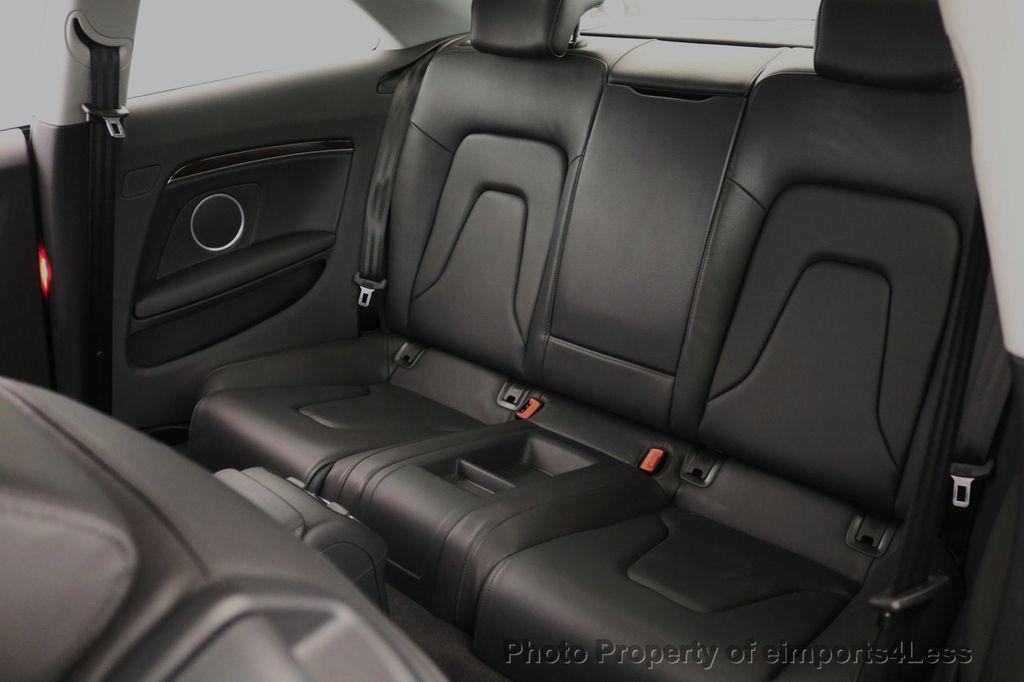 2016 Audi A5 CERTIFIED A5 2.0t Quattro Premium Plus SPORT TECH CAM NAV - 18006914 - 36