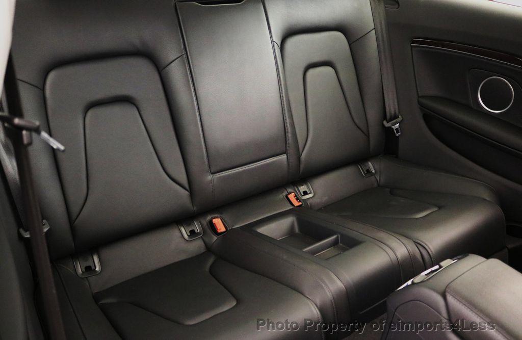 2016 Audi A5 CERTIFIED A5 2.0t Quattro Premium Plus SPORT TECH CAM NAV - 18006914 - 37