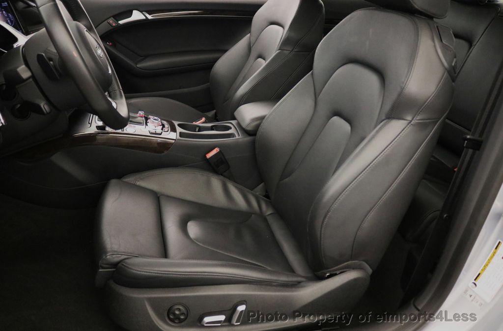 2016 Audi A5 CERTIFIED A5 2.0t Quattro Premium Plus SPORT TECH CAM NAV - 18006914 - 38