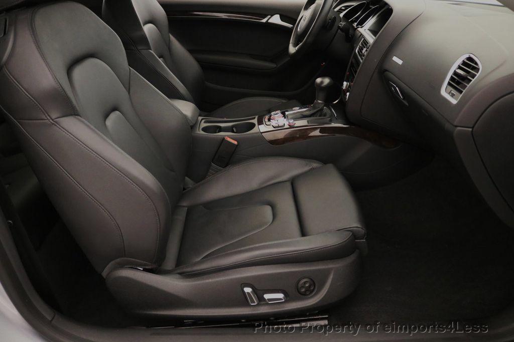 2016 Audi A5 CERTIFIED A5 2.0t Quattro Premium Plus SPORT TECH CAM NAV - 18006914 - 39