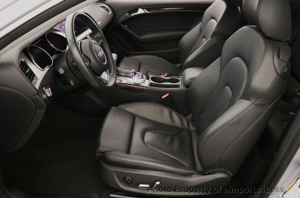 2016 Audi A5 CERTIFIED A5 2.0t Quattro Premium Plus SPORT TECH CAM NAV - 18006914 - 49