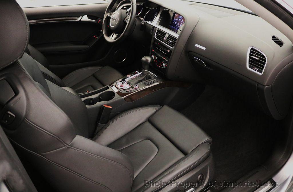 2016 Audi A5 CERTIFIED A5 2.0t Quattro Premium Plus SPORT TECH CAM NAV - 18006914 - 50