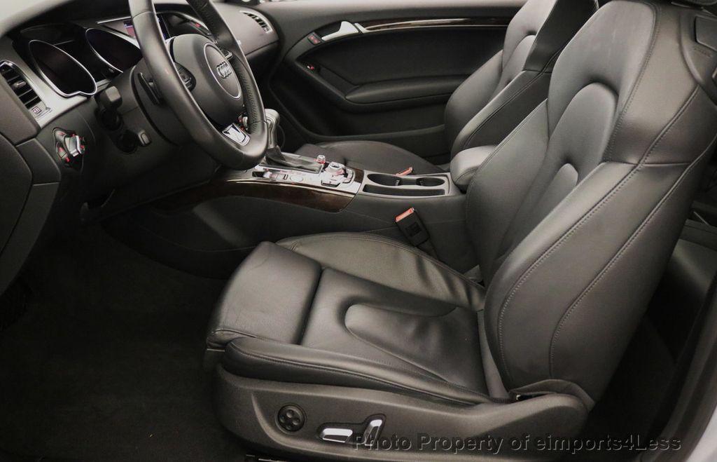 2016 Audi A5 CERTIFIED A5 2.0t Quattro Premium Plus SPORT TECH CAM NAV - 18006914 - 51