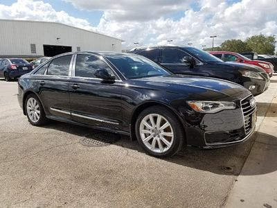 2016 Audi A6 4dr Sedan FrontTrak 2.0T Premium Plus - Click to see full-size photo viewer