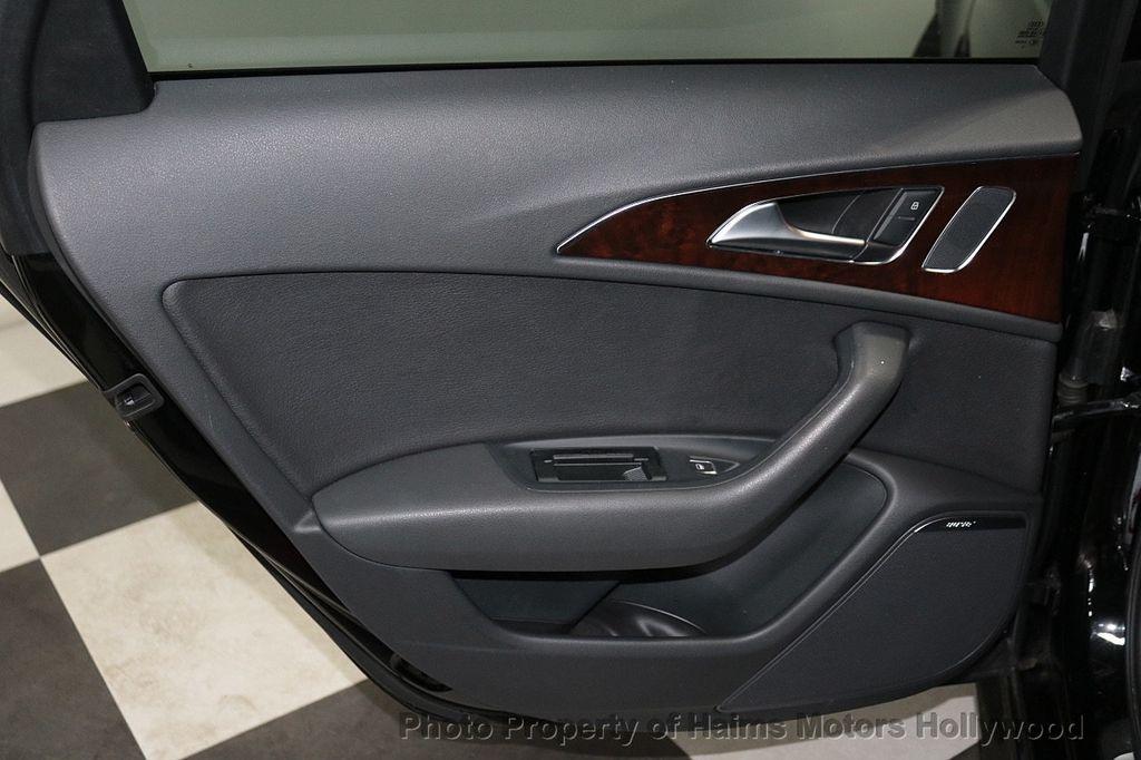 2016 Audi A6 4dr Sedan quattro 2.0T Premium Plus - 18315729 - 12