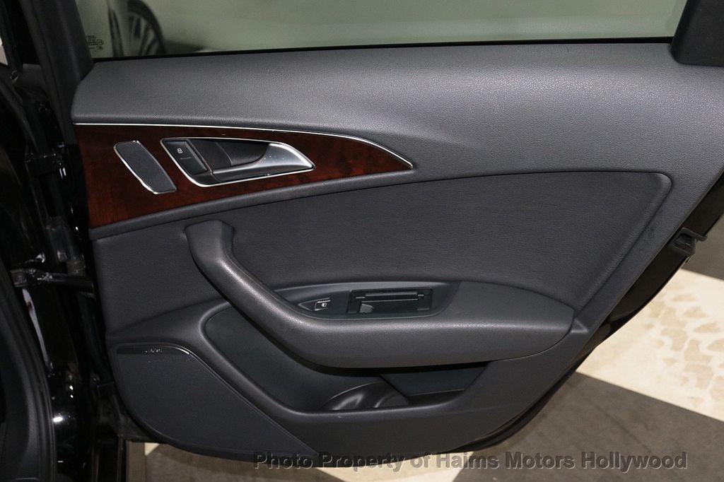 2016 Audi A6 4dr Sedan quattro 2.0T Premium Plus - 18315729 - 13
