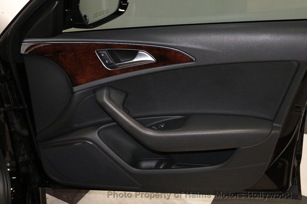 2016 Audi A6 4dr Sedan quattro 2.0T Premium Plus - 18315729 - 14