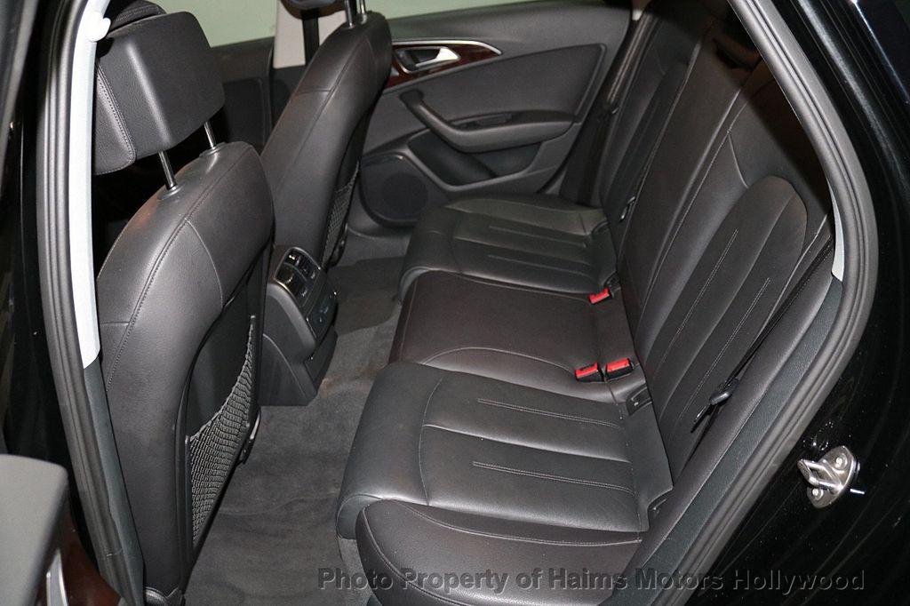 2016 Audi A6 4dr Sedan quattro 2.0T Premium Plus - 18315729 - 17