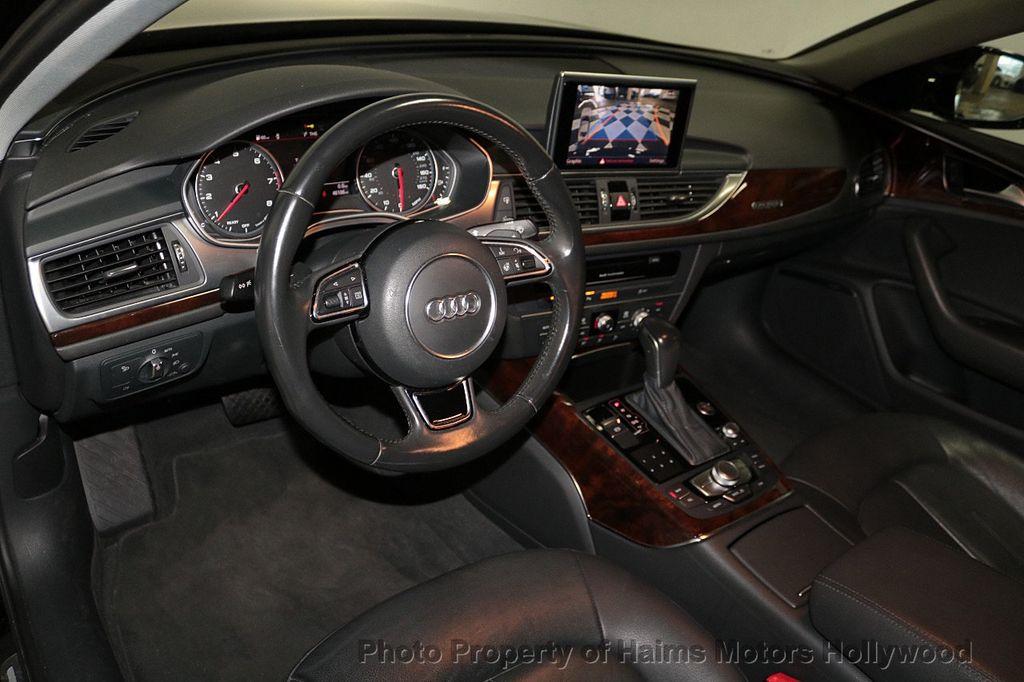 2016 Audi A6 4dr Sedan quattro 2.0T Premium Plus - 18315729 - 19