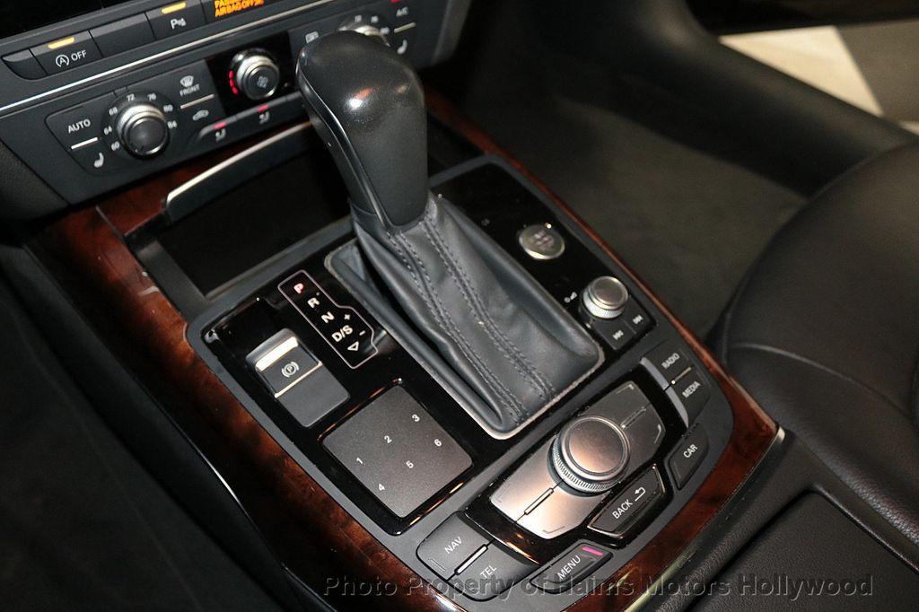 2016 Audi A6 4dr Sedan quattro 2.0T Premium Plus - 18315729 - 23