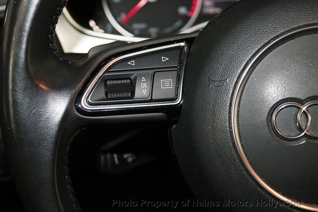 2016 Audi A6 4dr Sedan quattro 2.0T Premium Plus - 18315729 - 25