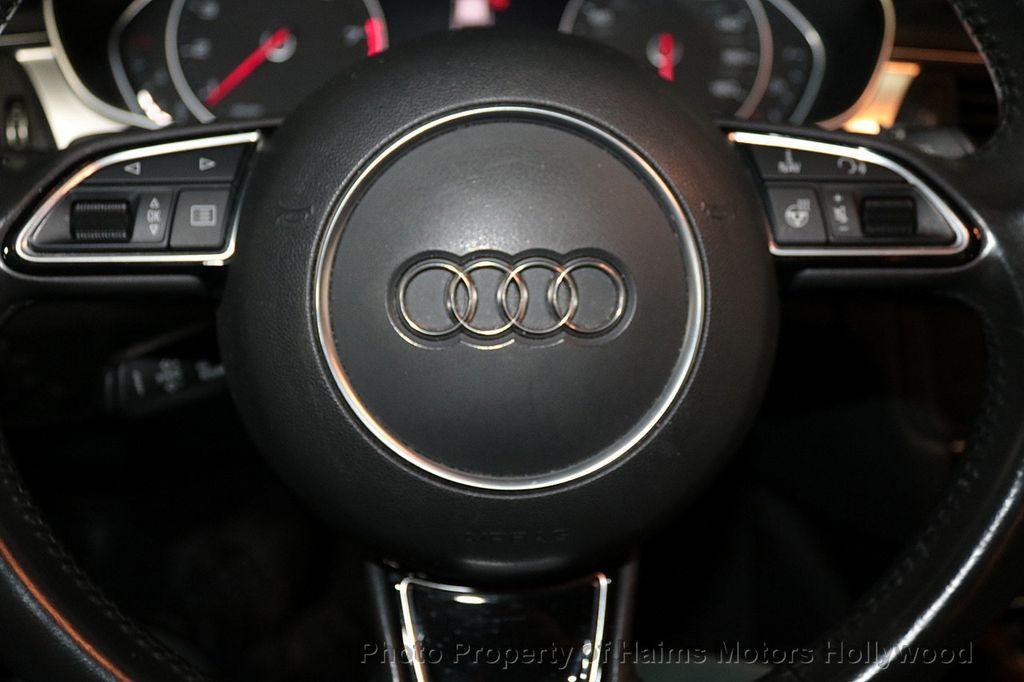 2016 Audi A6 4dr Sedan quattro 2.0T Premium Plus - 18315729 - 27