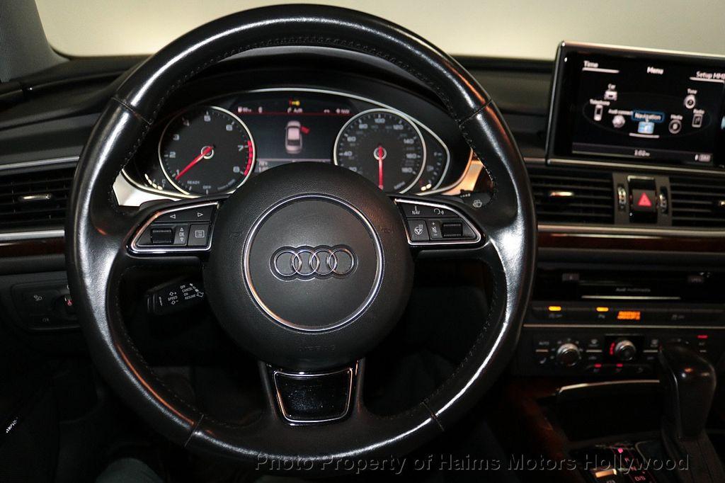 2016 Audi A6 4dr Sedan quattro 2.0T Premium Plus - 18315729 - 28