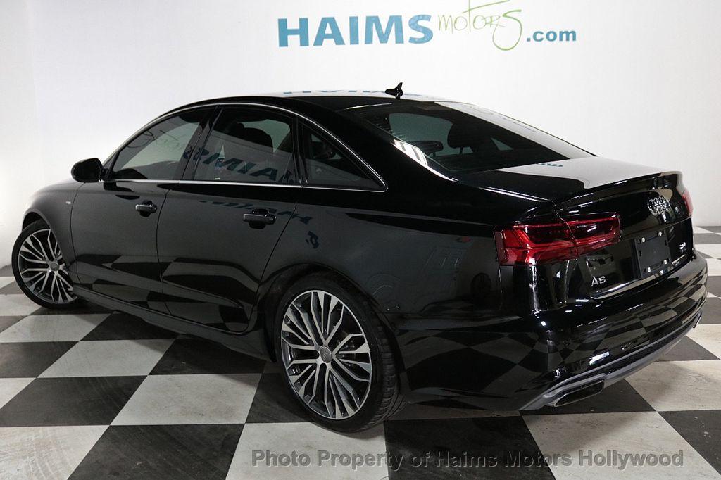 2016 Audi A6 4dr Sedan quattro 2.0T Premium Plus - 18315729 - 4