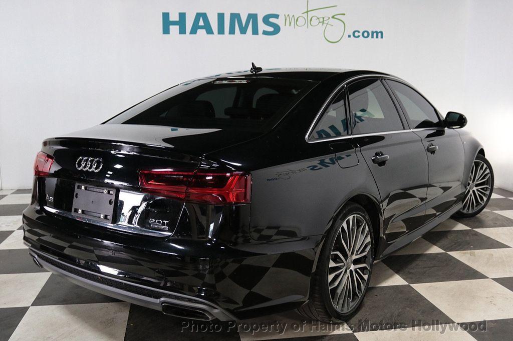 2016 Audi A6 4dr Sedan quattro 2.0T Premium Plus - 18315729 - 6
