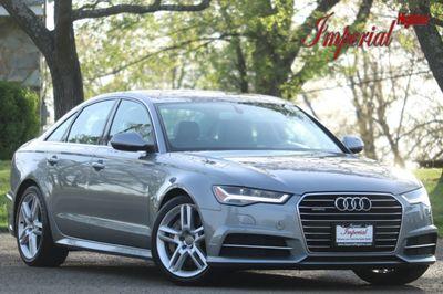 2016 Audi A6 4dr Sedan quattro 2.0T Premium Plus