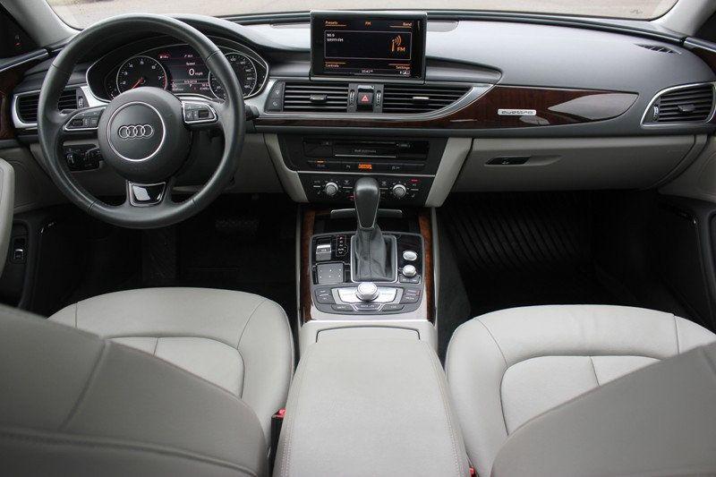 2016 Audi A6 4dr Sedan quattro 2.0T Premium Plus - 18884265 - 34