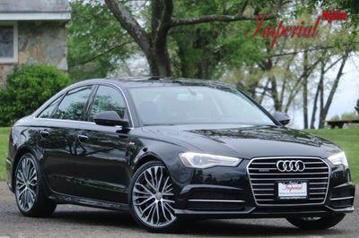 2016 Audi A6 4dr Sedan quattro 3.0T Premium Plus