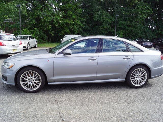 2016 Audi A6 4dr Sedan quattro 3 0T Premium Plus Sedan for Sale Red Bank,  NJ - $26,750 - Motorcar com