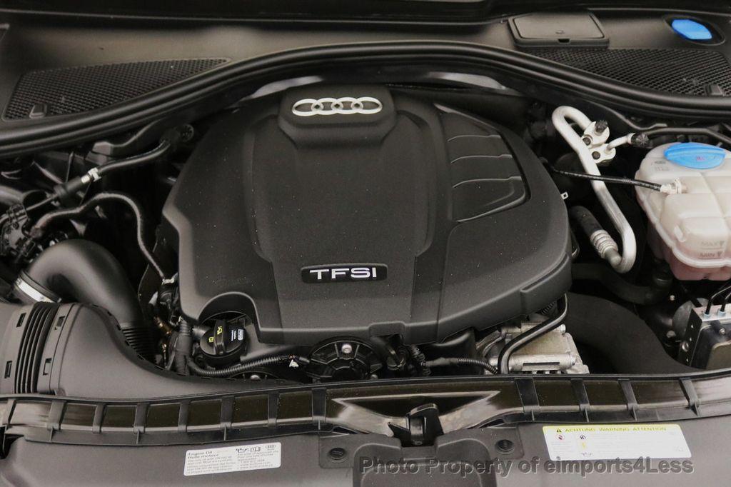 2016 Audi A6 CERTIFIED A6 2.0t Quattro Premium Plus AWD CAM BOSE NAVI - 18006913 - 19