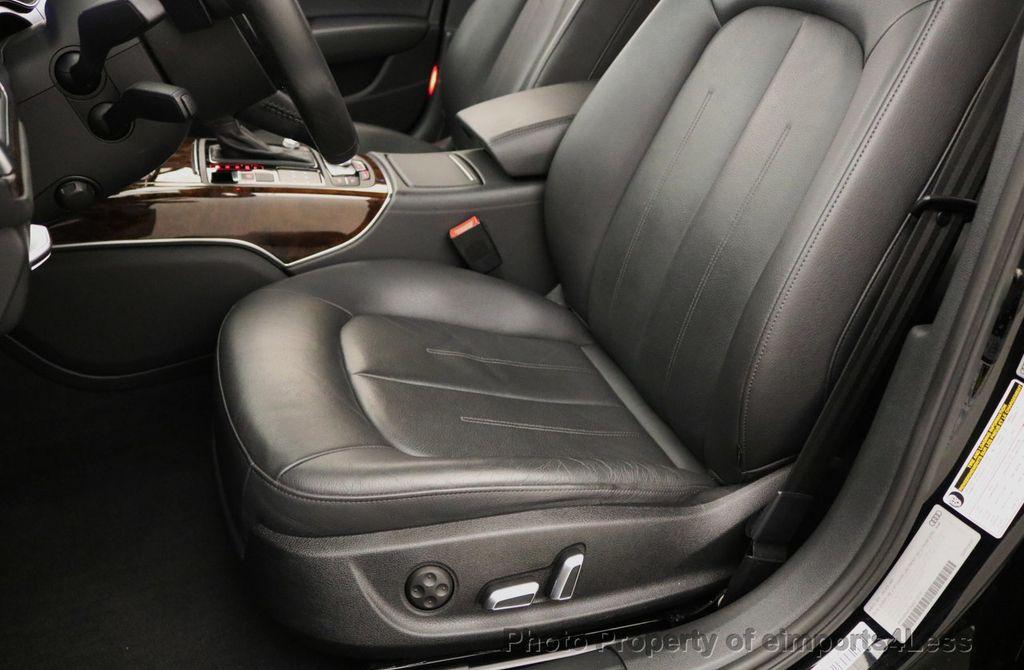 2016 Audi A6 CERTIFIED A6 2.0t Quattro Premium Plus AWD CAM BOSE NAVI - 18006913 - 22