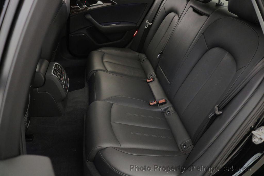 2016 Audi A6 CERTIFIED A6 2.0t Quattro Premium Plus AWD CAM BOSE NAVI - 18006913 - 36