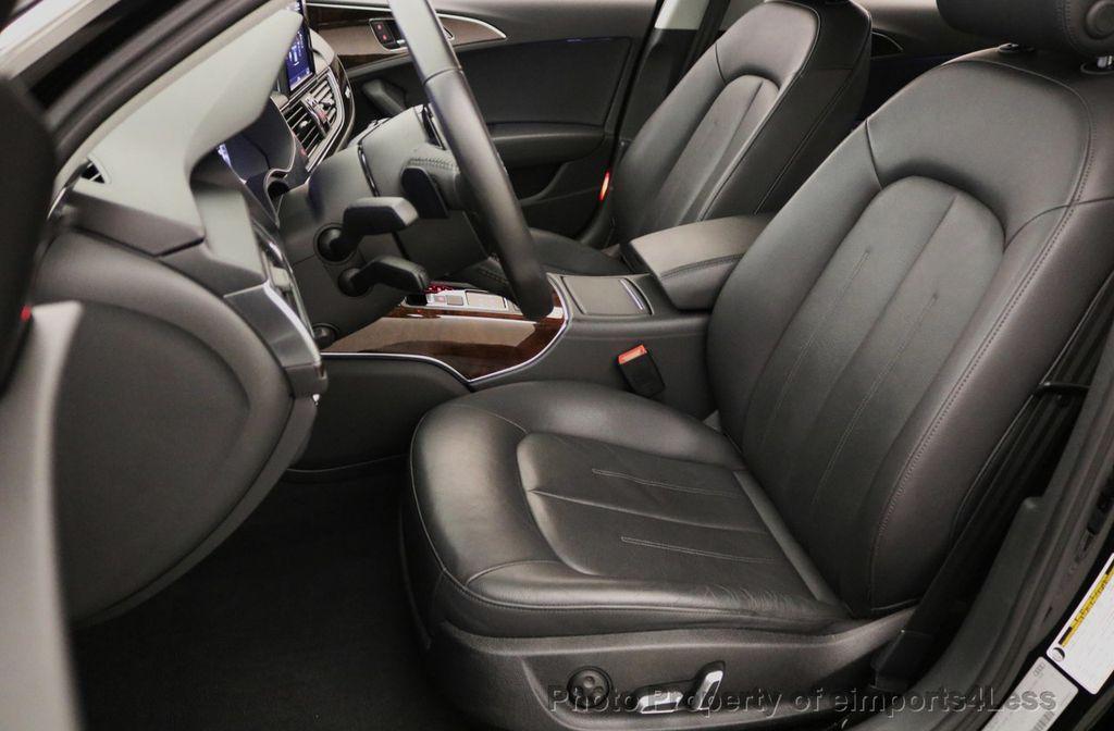 2016 Audi A6 CERTIFIED A6 2.0t Quattro Premium Plus AWD CAM BOSE NAVI - 18006913 - 38