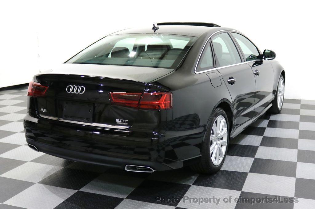 2016 Audi A6 CERTIFIED A6 2.0t Quattro Premium Plus AWD CAM BOSE NAVI - 18006913 - 3