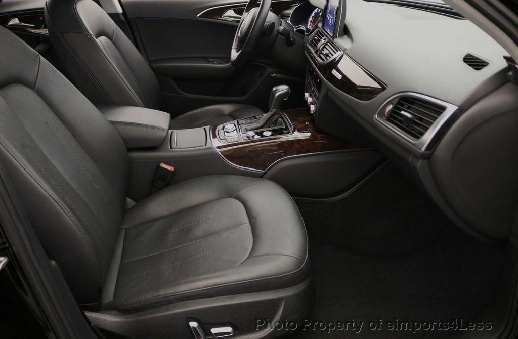 2016 Audi A6 CERTIFIED A6 2.0t Quattro Premium Plus AWD CAM BOSE NAVI - 18006913 - 39