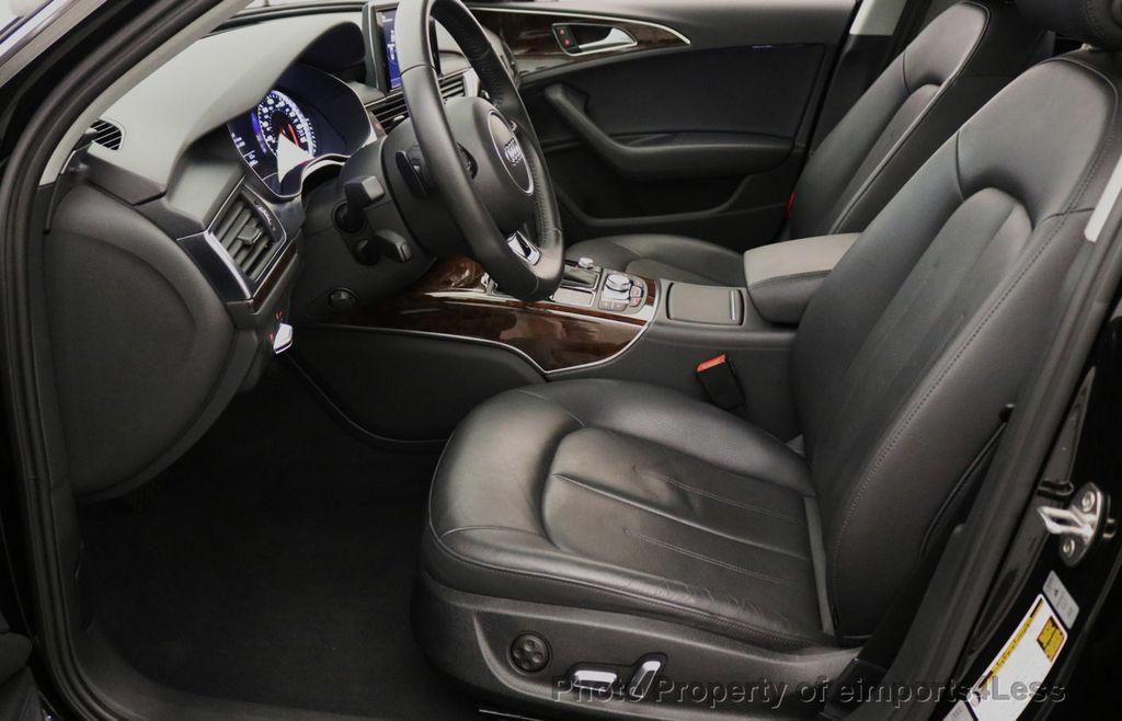 2016 Audi A6 CERTIFIED A6 2.0t Quattro Premium Plus AWD CAM BOSE NAVI - 18006913 - 49